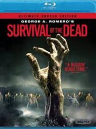Survival Of The Dead [Ultimate Undead Edition] (BLU)