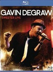 Gavin Degraw: Sweeter Live (BLU)
