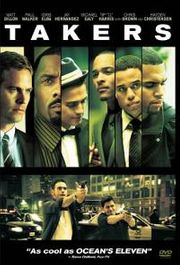 Takers [2010] (DVD)