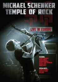 Michael Schenker: Temple Of Rock - Live In Europe (DVD)