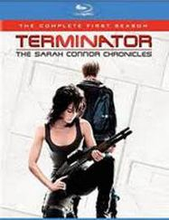 Terminator - The Sarah Connor Chronicles: The Complete First Season (BLU)