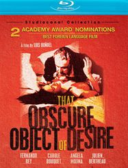 That Obscure Object of Desire [1977] (BLU)