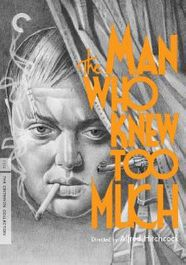 The Man Who Knew Too Much [1934] (DVD)