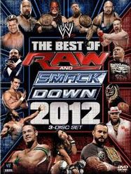 WWE: The Best of Raw and Smack Down 2012 (DVD)