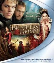 The Brothers Grimm [2005] (BLU)