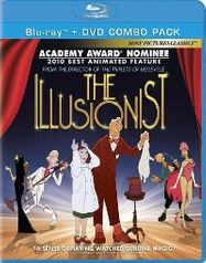 The Illusionist [2010] (BLU)