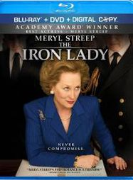 The Iron Lady (BLU)