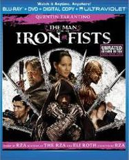 The Man With The Iron Fists (BLU)
