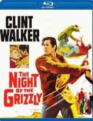 The Night Of The Grizzly [1966] (BLU)