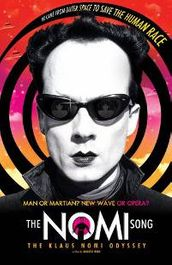 The Nomi Song - The Klaus Nomi Odyssey (DVD)