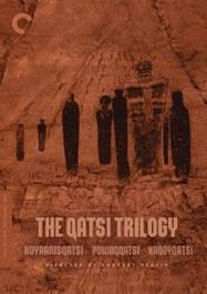 The Qatsi Trilogy [Criterion] (DVD)