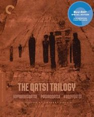 The Qatsi Trilogy [Criterion] (BLU)