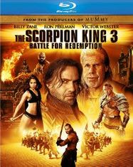 The Scorpion King 3: Battle for Redemption (BLU)