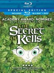 The Secret of Kells (BLU)