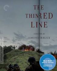 The Thin Red Line [Criterion] (BLU)