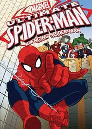 Ultimate Spider-Man: Avenging Spider-Man (DVD)