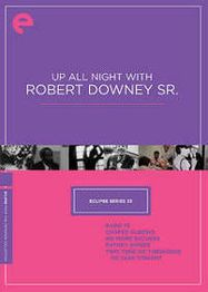 Eclipse Series 33: Up All Night with Robert Downey Sr. [Criterion] (DVD)