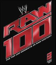WWE: Raw 100 - The Top 100 Moments in Raw History (DVD)