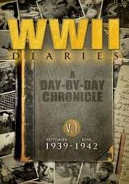 WWII Diaries: Volume 1 Sept 1939-Jun 1942 (DVD)