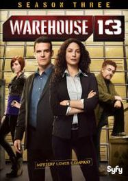 Warehouse 13: Season Three (DVD)