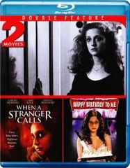 When a Stranger Calls / Happy Birthday to Me - Double Feature (BLU)
