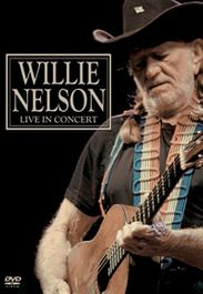 Willie Nelson - Live In Concert (DVD)