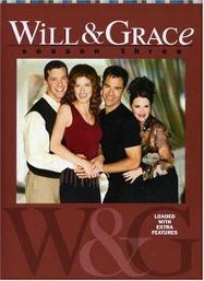 Will & Grace: Season Three (DVD)