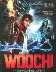 Woochi: The Demon Slayer (BLU)