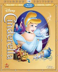 Cinderella [3-Disc Diamond Edition] (BLU)