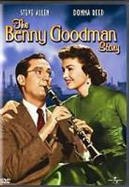 The Benny Goodman Story (DVD)