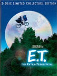 E.T: The Extra-Terrestrial (DVD)