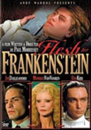 Flesh for Frankenstein (DVD)