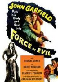 Force Of Evil [1948] (DVD)