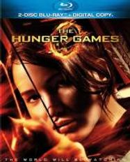 The Hunger Games (BLU)