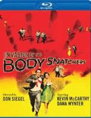 Invasion Of The Body Snatchers [1956] (BLU)