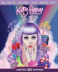 Katy Perry The Movie: Part Of Me [3-disc Combo] (BLU)