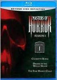 Masters of Horror: Season 1 Volume 1 (BLU)