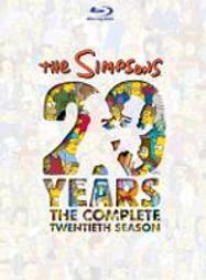 The Simpsons [The Complete Twentieth Season] (BLU)