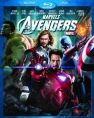 Marvel's The Avengers [2012] (BLU)