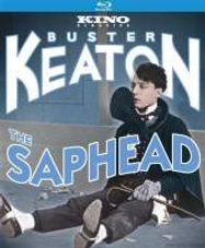 The Saphead: Ultimate Edition [1920] (BLU)