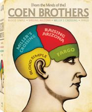 Coen Brothers Collection (BLU)