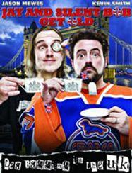 Jay & Silent Bob Get Old: Tea Bagging in the UK (DVD)