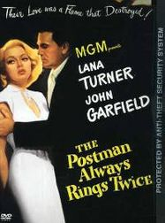 Postman Always Rings Twice (19 (DVD)