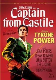 captain from castile dvd amoeba music