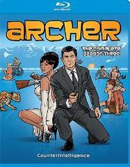 Archer: The Complete Season Three (BLU)