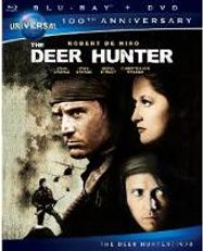 The Deer Hunter (BLU / DVD)