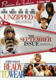 unzipped the september issue ready to wear dvd
