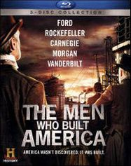 The Men Who Built America (BLU)