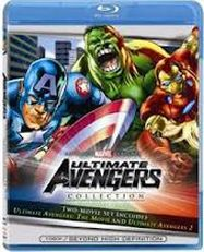 Ultimate Avengers Collection: Ultimate Avengers & Ultimate Avengers 2 (DVD)
