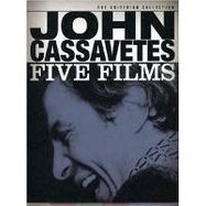 John Cassavetes-Five Films (DVD)